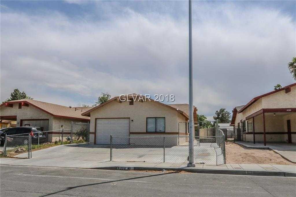 $194,999 - 5Br/2Ba -  for Sale in Wildwood Villas #01, Las Vegas