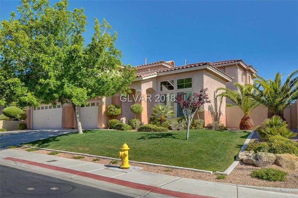 $755,000 - 6Br/4Ba -  for Sale in Estancia At The Vistas, Las Vegas
