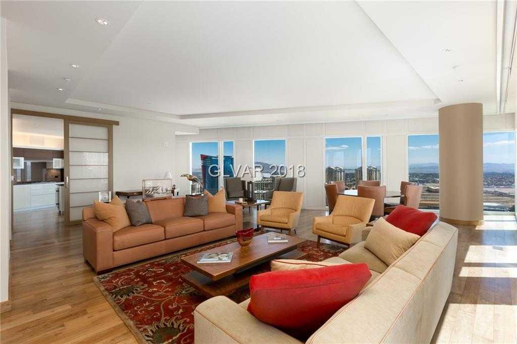 $3,550,000 - 2Br/3Ba -  for Sale in Resort Condo At Luxury Buildin, Las Vegas