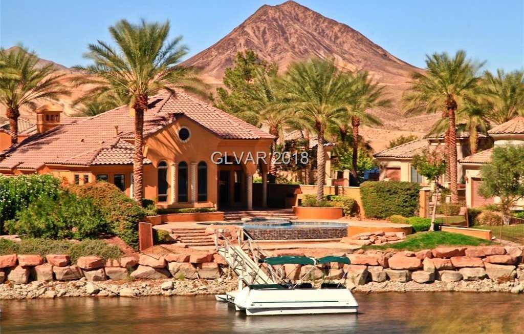 $1,260,000 - 4Br/5Ba -  for Sale in Lake Las Vegas Parcel 20, Henderson