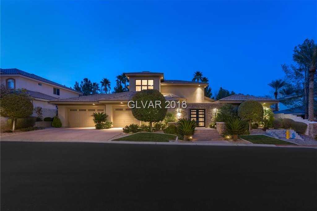 $1,549,000 - 4Br/5Ba -  for Sale in Regency At The Lakes Unit 2b, Las Vegas