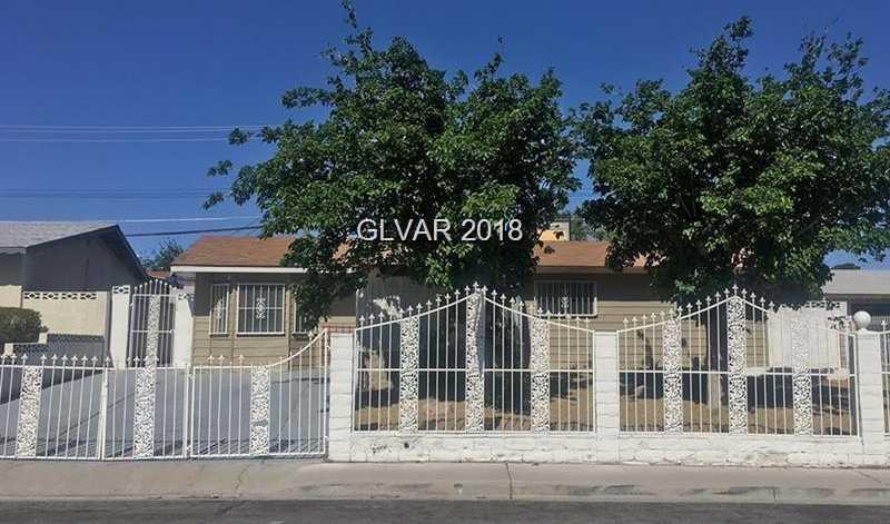 $204,900 - 4Br/2Ba -  for Sale in Valley View Est, North Las Vegas