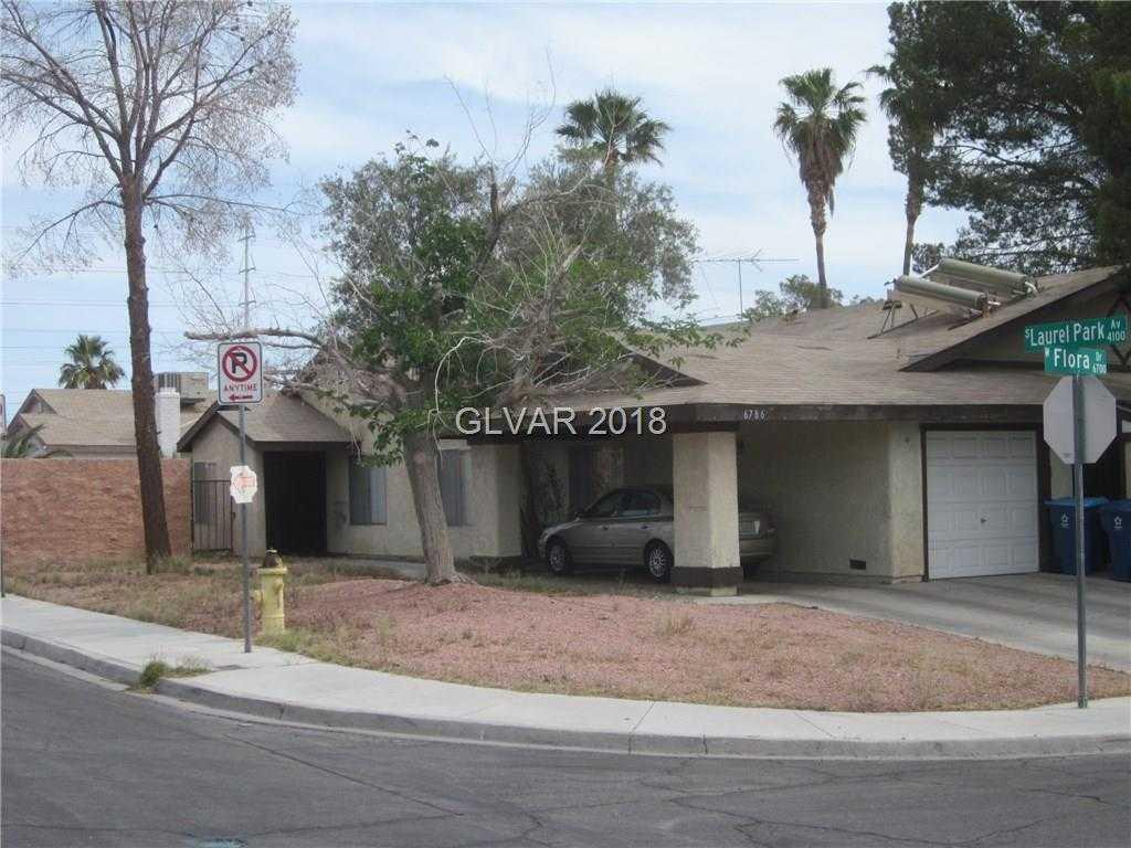 $200,000 - 4Br/2Ba -  for Sale in Laurel Park Homes, Las Vegas