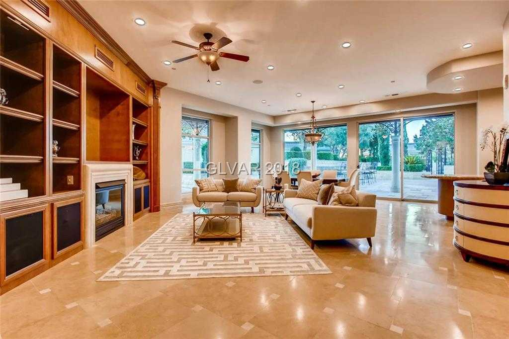 $2,250,000 - 3Br/4Ba -  for Sale in One Queensridge Place Phase 1, Las Vegas