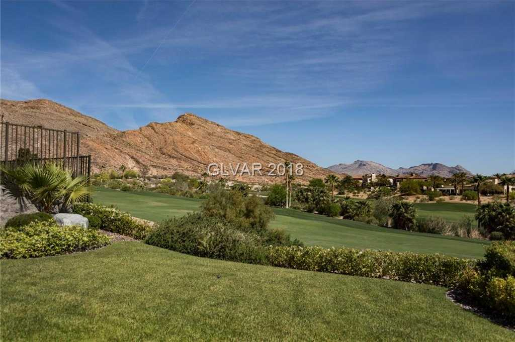 $1,600,000 - 4Br/5Ba -  for Sale in Red Rock Cntry Club At Summerl, Las Vegas