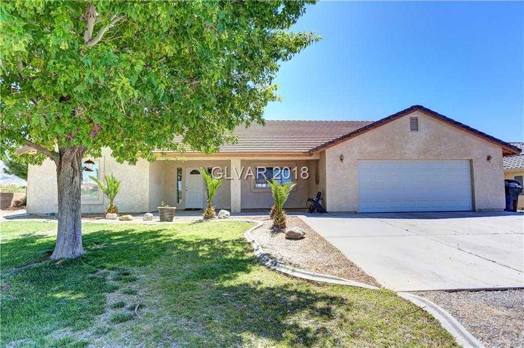 $204,900 - 3Br/2Ba -  for Sale in Calvada Valley U.10, Pahrump
