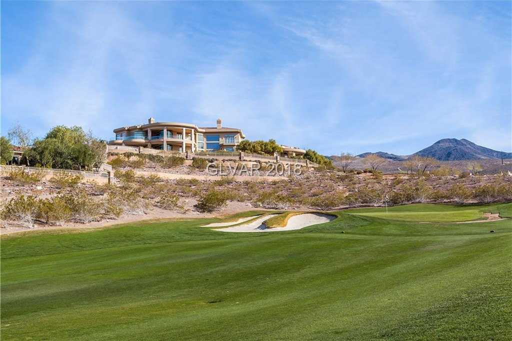 $7,000,000 - 7Br/9Ba -  for Sale in Anthem Cntry Club Parcel 41 Am, Henderson