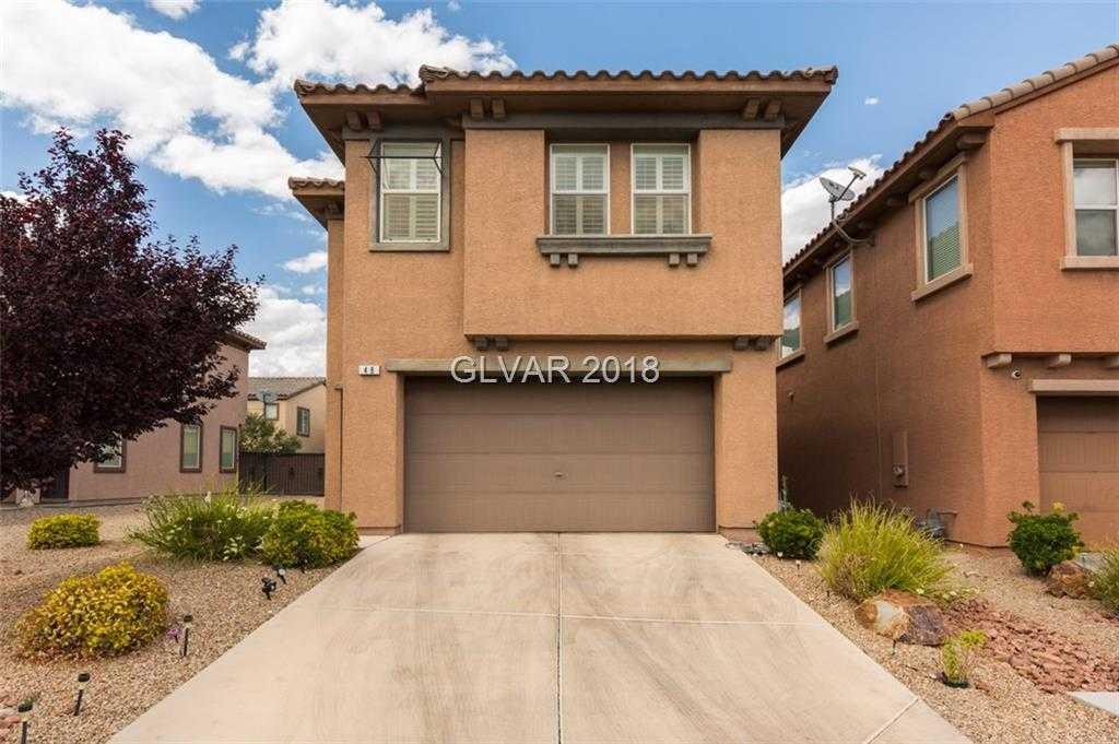 $320,000 - 3Br/3Ba -  for Sale in Rhodes Ranch Parcel 20-unit 2, Las Vegas