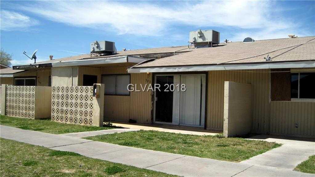 $80,000 - 2Br/1Ba -  for Sale in Paradise Spa Unit #1, Las Vegas