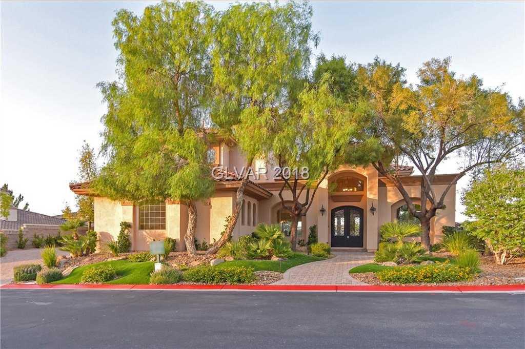 $1,499,900 - 5Br/6Ba -  for Sale in Seven Hills Parcel L Unit 2, Henderson