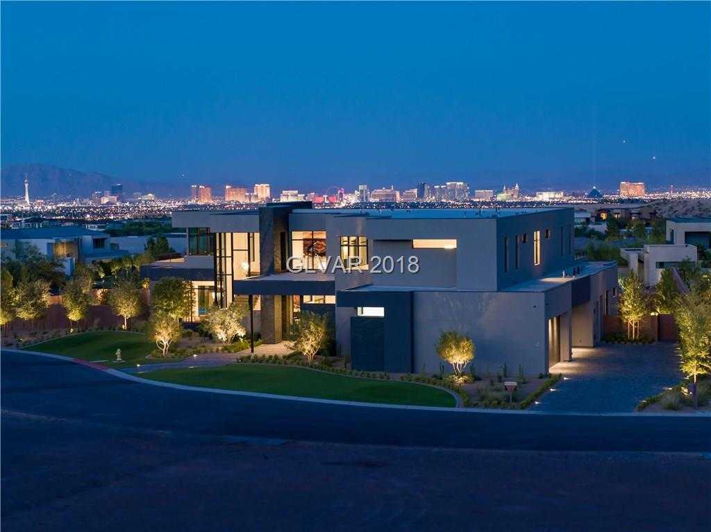 $5,999,999 - 5Br/8Ba -  for Sale in Summerlin Village 18 Ridges Pc, Las Vegas