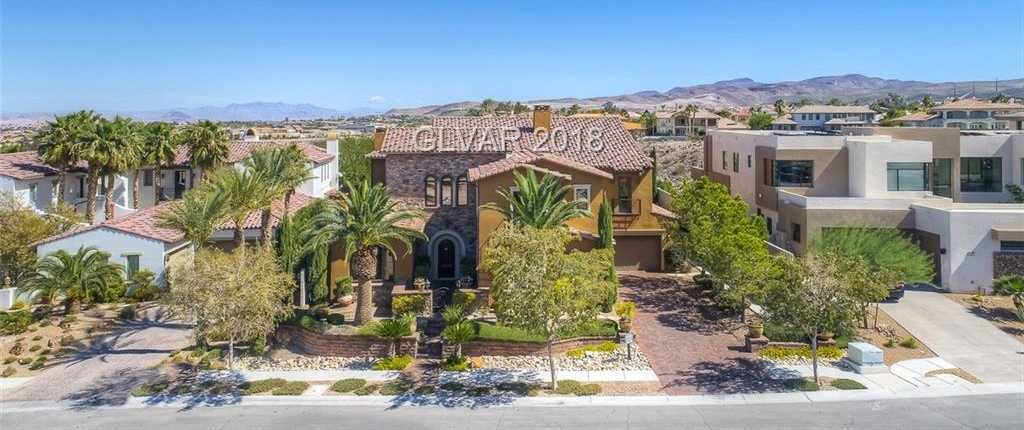 $2,499,000 - 4Br/8Ba -  for Sale in Seven Hills Parcel 1 Amd, Henderson