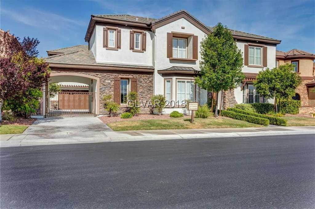 $1,399,900 - 4Br/6Ba -  for Sale in Red Rock Cntry Club At Summerl, Las Vegas