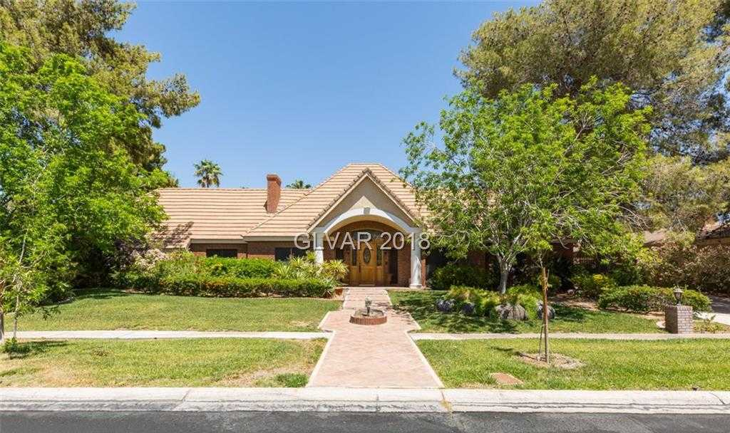 $695,000 - 4Br/6Ba -  for Sale in Quail Ridge Est #06, Henderson