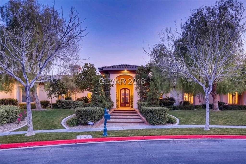 $2,075,000 - 4Br/6Ba -  for Sale in Seven Hills Parcel N-1 Amd, Henderson