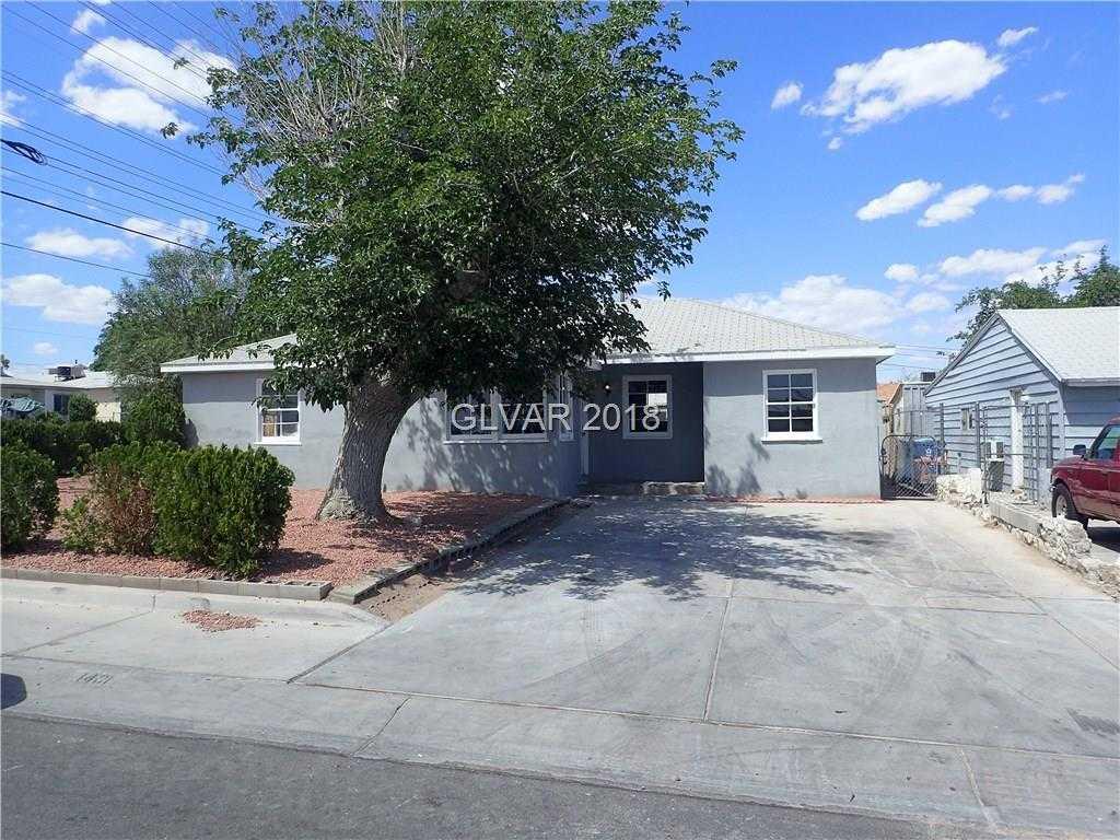 $204,900 - 3Br/2Ba -  for Sale in Las Vegas Development Co, Las Vegas