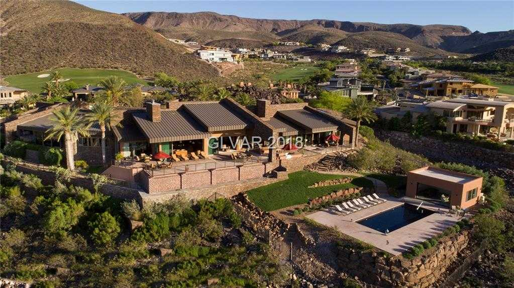 $6,950,000 - 3Br/5Ba -  for Sale in Macdonald Highlands Planning A, Henderson