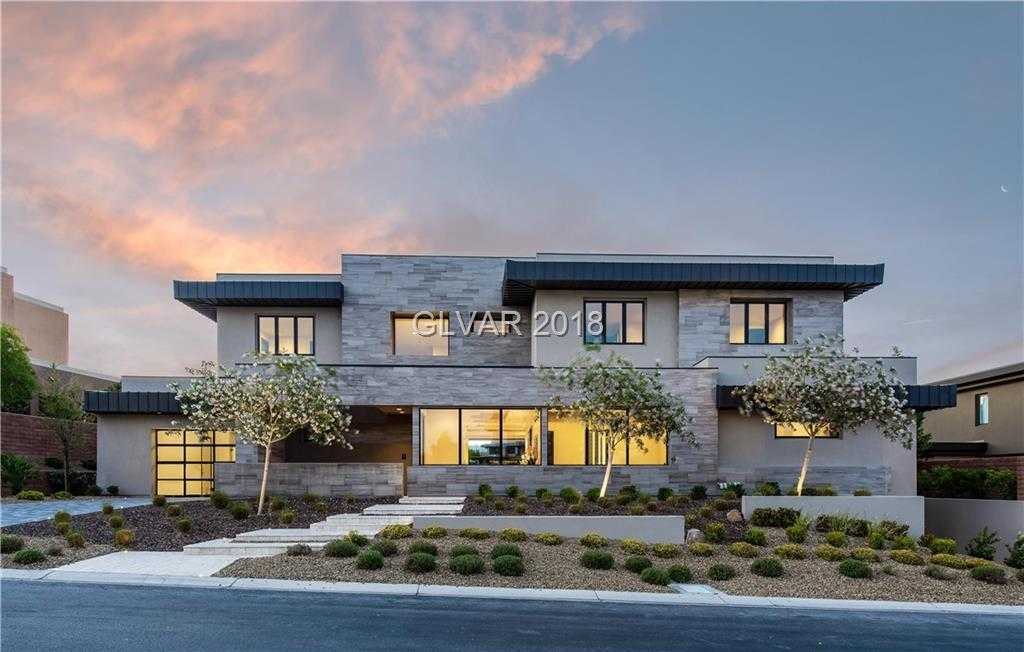 $4,880,000 - 6Br/7Ba -  for Sale in Summerlin Village 18 Ridges Pa, Las Vegas