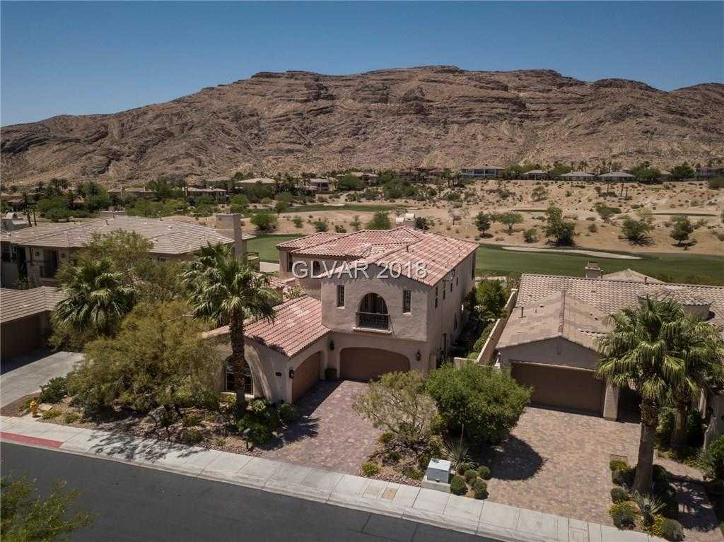 $1,250,000 - 4Br/5Ba -  for Sale in Red Rock Cntry Club At Summerl, Las Vegas