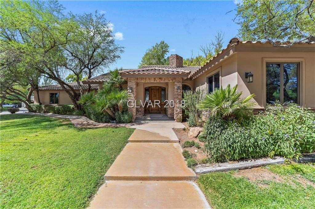 $3,899,900 - 3Br/4Ba -  for Sale in Gilcrease, Las Vegas