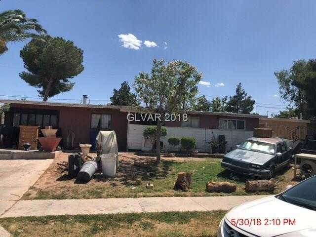 $30,000 - 3Br/1Ba -  for Sale in Dawson Park Tract #2 Amd, Las Vegas