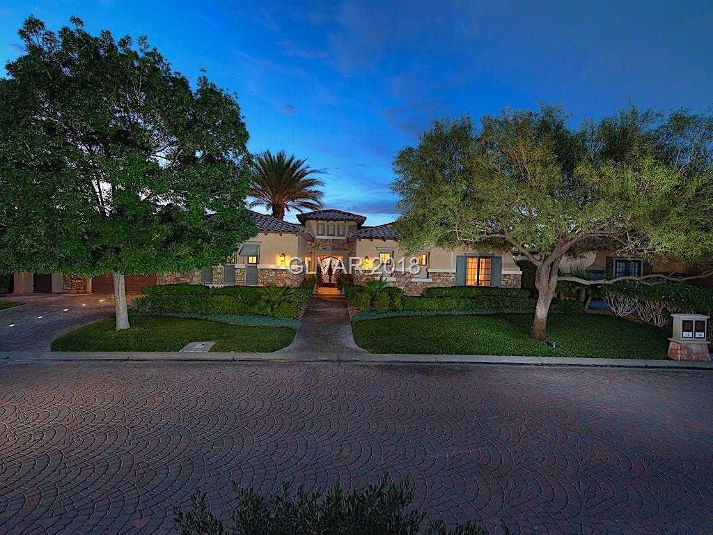 $1,665,000 - 5Br/5Ba -  for Sale in Lake Las Vegas Parcel 31, Henderson