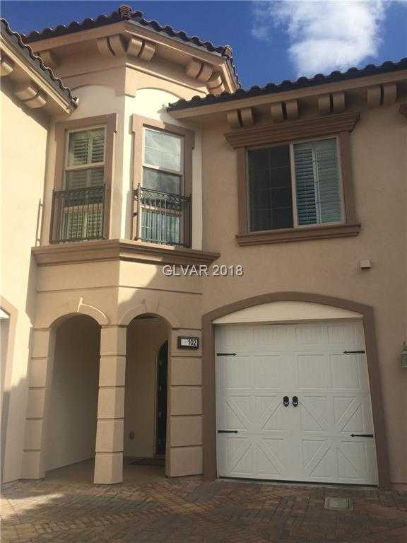 $267,900 - 3Br/3Ba -  for Sale in V At Lake Las Vegas, Henderson