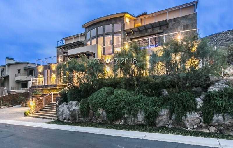 $5,975,000 - 7Br/11Ba -  for Sale in Highlands Unit 2, Henderson