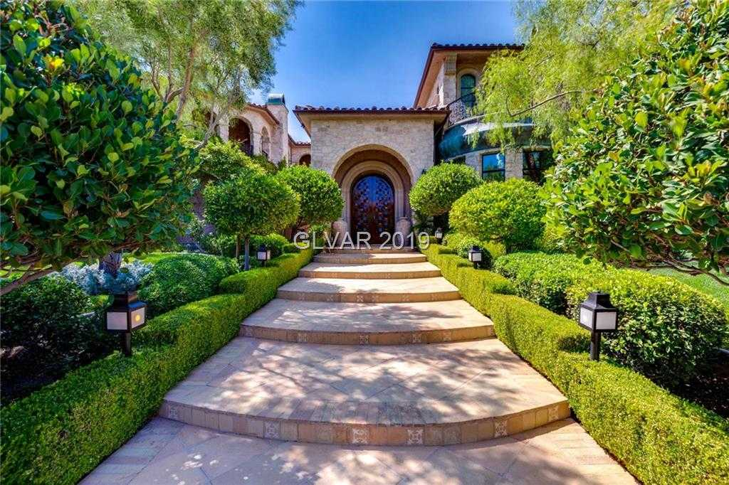 $6,750,000 - 5Br/9Ba -  for Sale in Estates At Southern Highlands-, Las Vegas