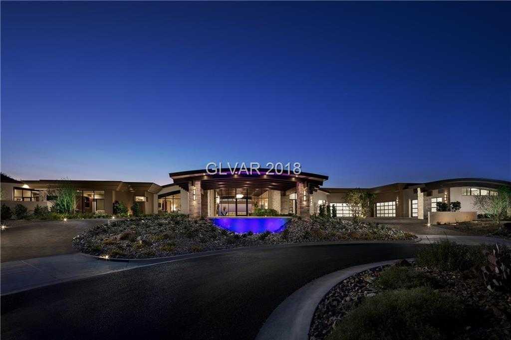 $15,499,000 - 6Br/8Ba -  for Sale in Ascaya (fka Crystal Ridge) Pha, Henderson