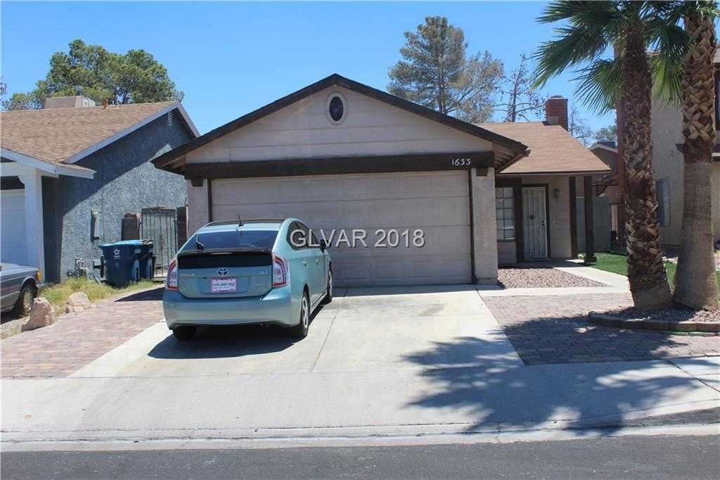 $209,000 - 3Br/2Ba -  for Sale in Park Vista #01, Las Vegas