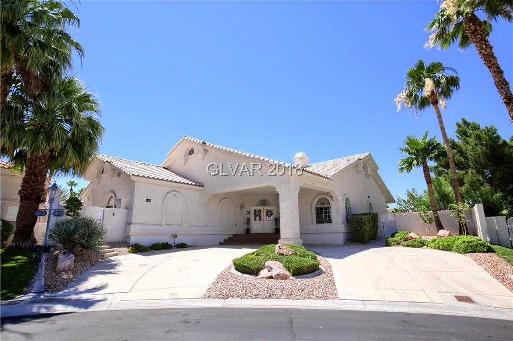 $749,900 - 4Br/4Ba -  for Sale in Mediterranean Cove, Las Vegas