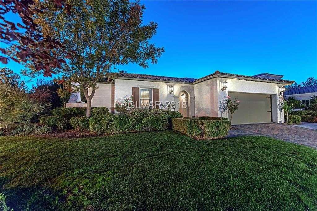 $695,000 - 3Br/4Ba -  for Sale in Resort Villas At Southern High, Las Vegas