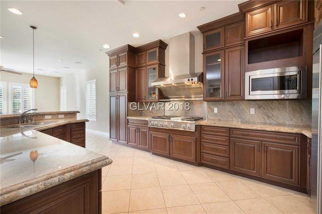 $1,380,000 - 5Br/6Ba -  for Sale in Red Rock Cntry Club At Summerl, Las Vegas