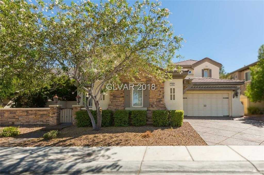 $1,185,500 - 5Br/6Ba -  for Sale in Red Rock Cntry Club At Summerl, Las Vegas