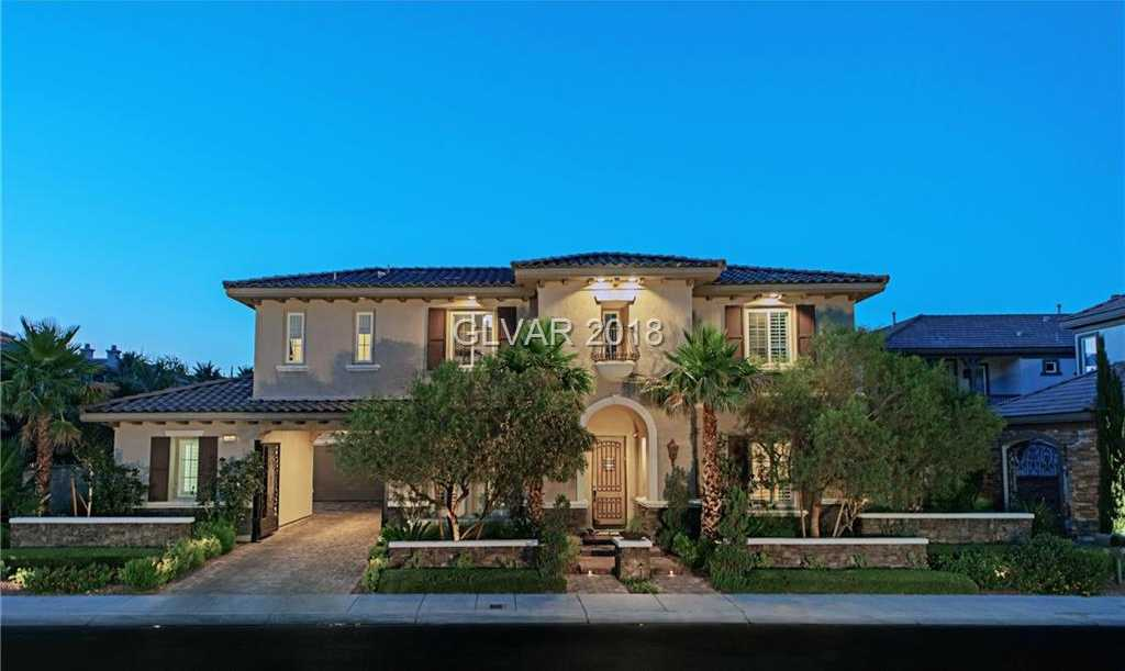 $1,750,000 - 4Br/7Ba -  for Sale in Red Rock Cntry Club At Summerl, Las Vegas