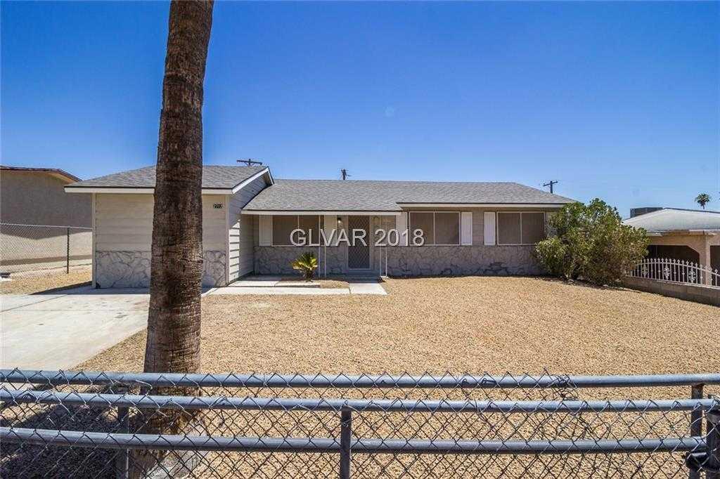 $190,000 - 3Br/2Ba -  for Sale in Regal Est #1a Amd, North Las Vegas