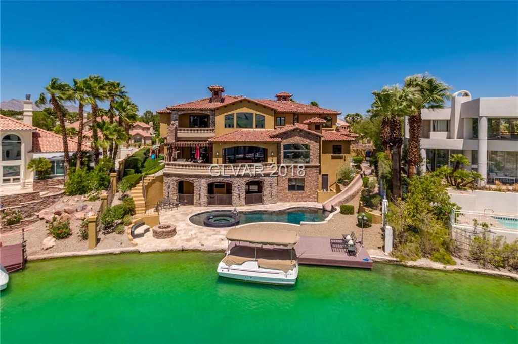 $4,800,000 - 6Br/9Ba -  for Sale in Lakes At West Sahara Phase 1, Las Vegas