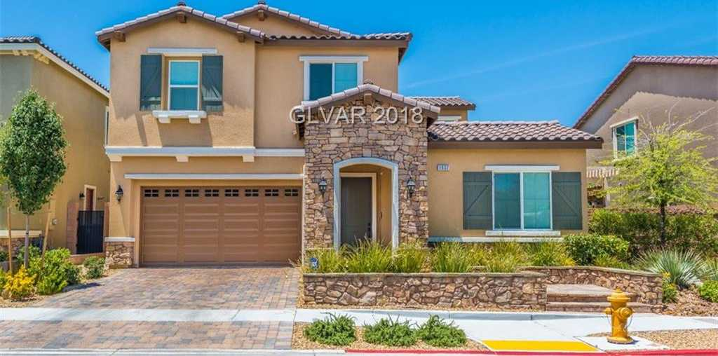 $799,999 - 4Br/3Ba -  for Sale in South Edge Inspirada Village 1, Henderson