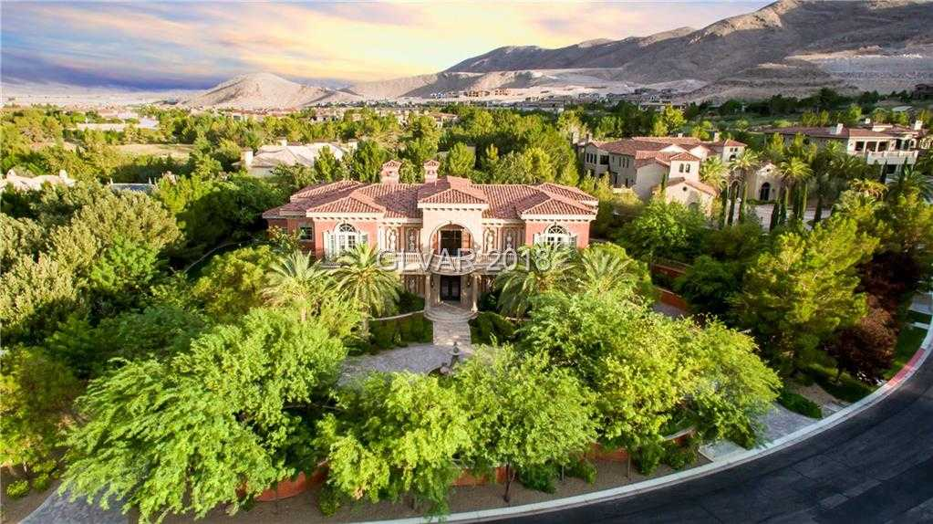 $8,700,000 - 6Br/8Ba -  for Sale in Estates At Southern Highlands-, Las Vegas