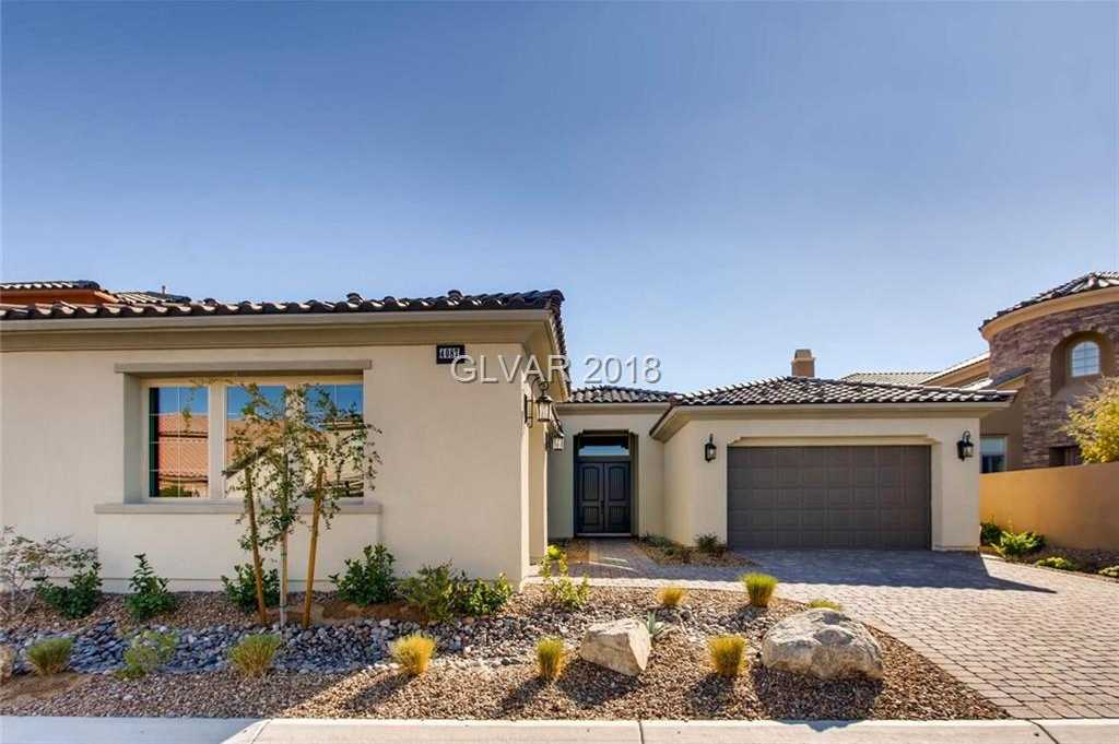 $799,900 - 4Br/4Ba -  for Sale in Tuscan Cliffs At Southern High, Las Vegas