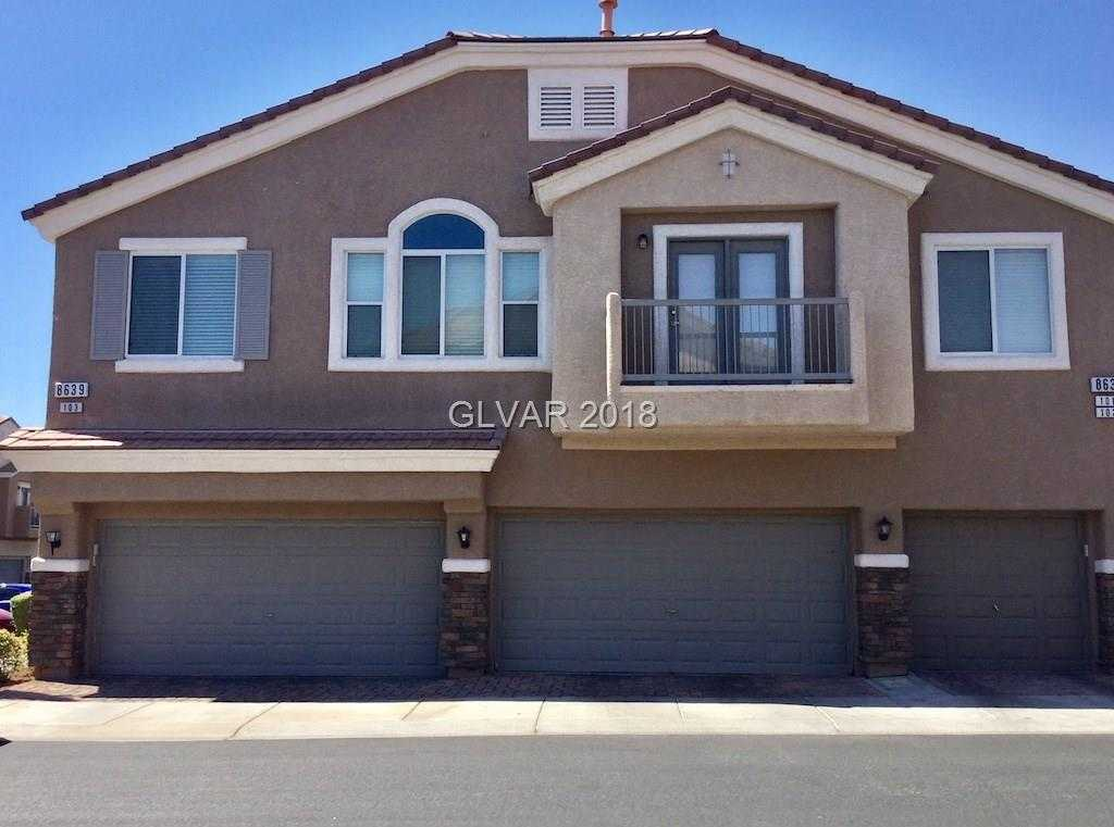 $190,000 - 2Br/2Ba -  for Sale in High Noon At Arlington Ranch, Las Vegas