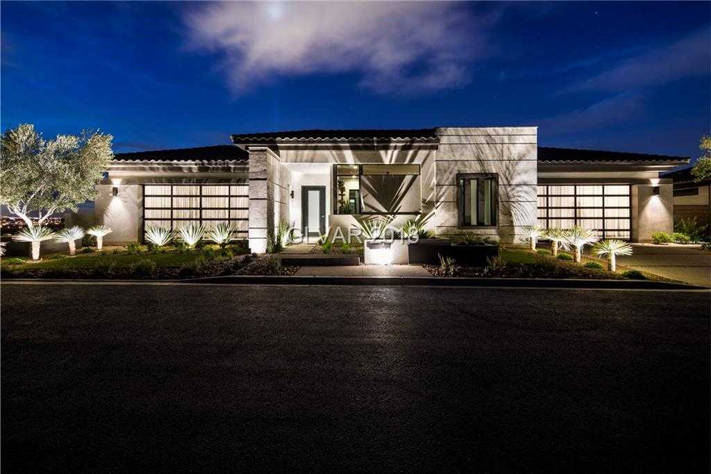 $3,595,000 - 4Br/5Ba -  for Sale in The Bluffs At Southern High, Las Vegas