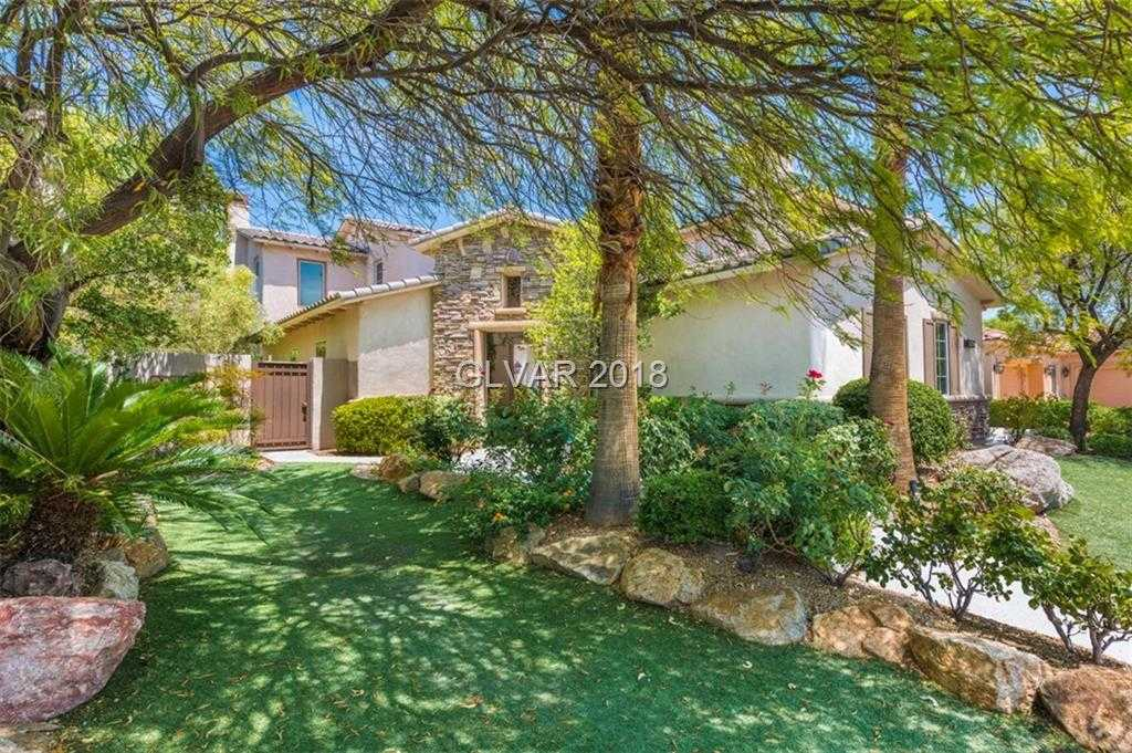 $1,500,000 - 4Br/4Ba -  for Sale in Red Rock Cntry Club At Summerl, Las Vegas