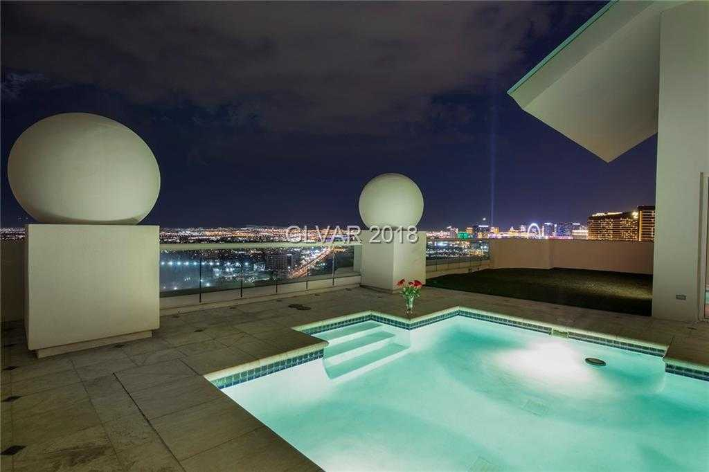 $4,999,000 - 4Br/6Ba -  for Sale in Turnberry Place Amd, Las Vegas