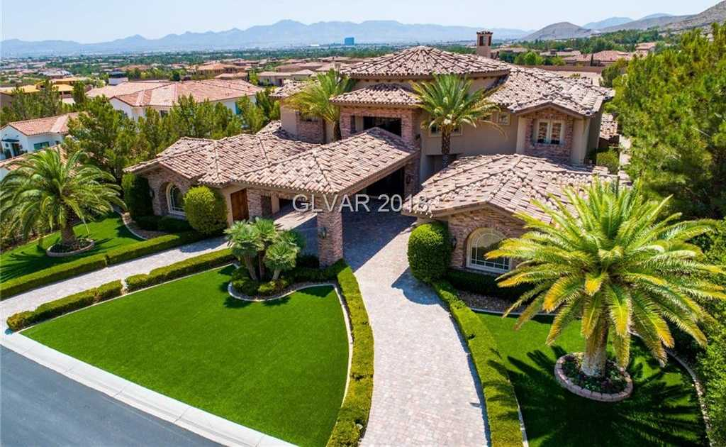 $3,950,000 - 6Br/7Ba -  for Sale in Parcel 315 Unit 1 At Southern, Las Vegas