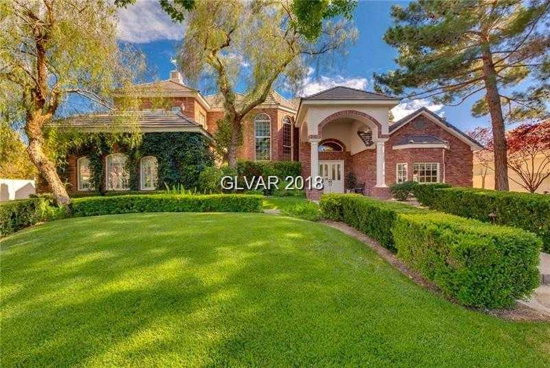$1,399,500 - 6Br/6Ba -  for Sale in Fountains, Henderson