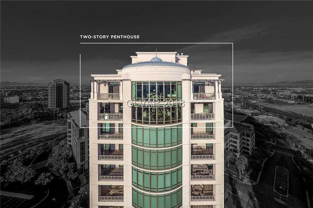 $9,800,000 - 4Br/5Ba -  for Sale in Park Towers At Hughes Center A, Las Vegas
