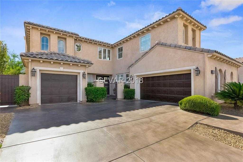 $882,000 - 4Br/4Ba -  for Sale in Red Rock Cntry Club At Summerl, Las Vegas