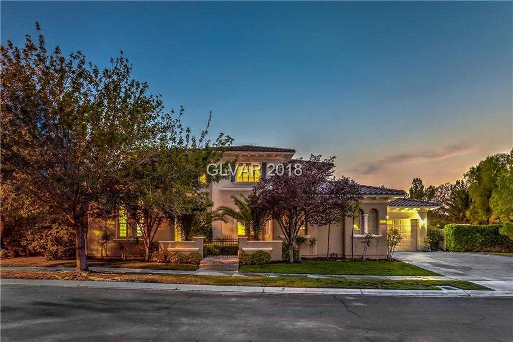 $1,599,000 - 5Br/6Ba -  for Sale in Beleza At Southern Highlands U, Las Vegas